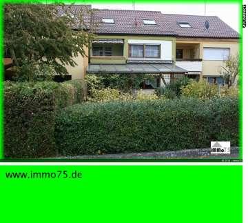 grundsolides Reihenmittelhaus mit Garten, Garage in Toplage, 75433 Maulbronn, Reihenmittelhaus